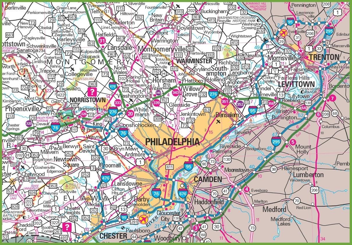 Philadelphia Stormwater Map colorado county map san diego mesa